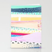 Dresses Stationery Cards