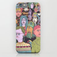 iPhone & iPod Case featuring The Gathering by Valeriya Volkova