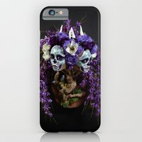 Willow Blossom Muertita iPhone 6 Slim Case