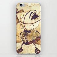 Ranaquattroluigicentotredici iPhone & iPod Skin