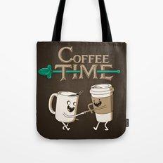 Coffee Time! Tote Bag