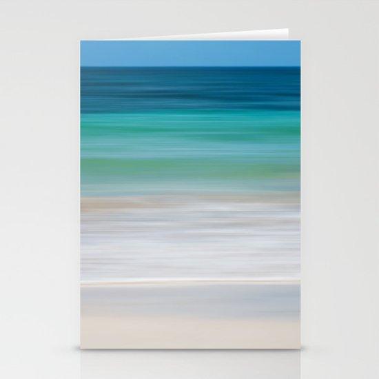 SEA ESCAPE Stationery Card