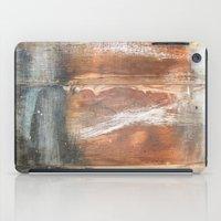 Wood Texture #2 iPad Case