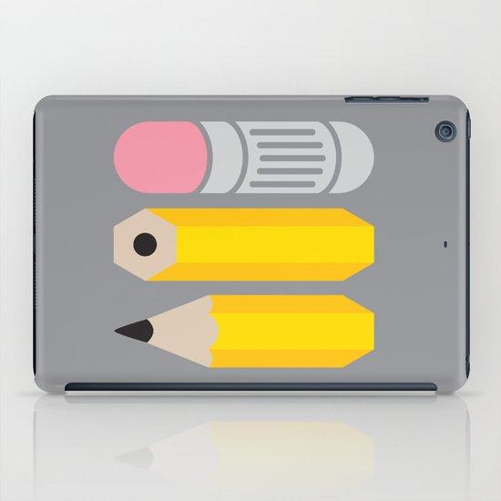 Deconstructed Pencil iPad Case