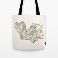 3B Tote Bag