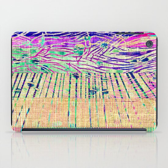 Mix it up collection 8 iPad Case