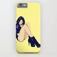 Legs And Shoes iPhone 6 Slim Case