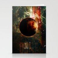DUNE Planet Arrakis Post… Stationery Cards