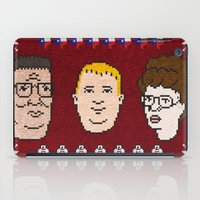King of the Sweater iPad Case