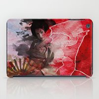 Geisha's Delight iPad Case