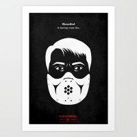 Hannibal - And The Beast… Art Print