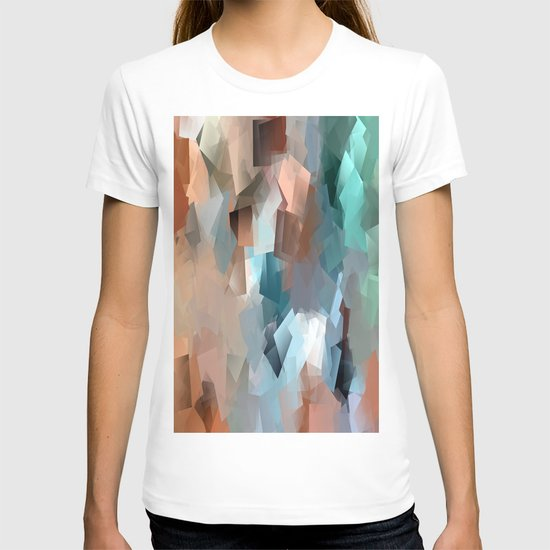 mosaic colors T-shirt