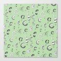 Letter Patterns, Part C Canvas Print