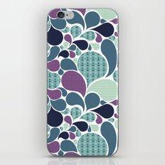 Sea pattern iPhone & iPod Skin