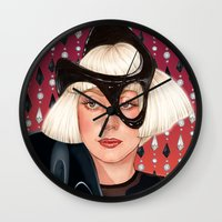 I Feel On Top Of The World In My FASHION Wall Clock