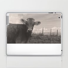 vintage cow Laptop & iPad Skin