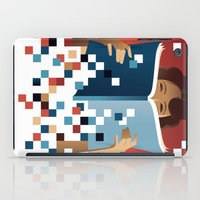 Print to Pixels iPad Case