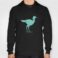 Origami Stork Hoody