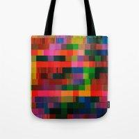 videotape (bear2_hex) Tote Bag