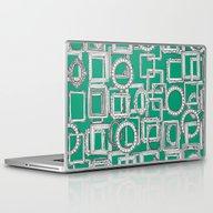 Picture Frames Aplenty G… Laptop & iPad Skin
