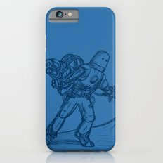 Mr. Freeze Slim Case iPhone 6s
