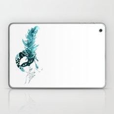 Feather Lady Laptop & iPad Skin