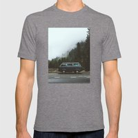 Northwest Van Mens Fitted Tee Tri-Grey SMALL