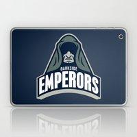 DarkSide Emperors -Blue Laptop & iPad Skin