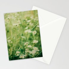 Dreams of Summer Flowers Stationery Cards