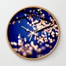 Fairy Lights Wall Clock