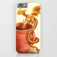 A drink for a dragon iPhone 6 Slim Case