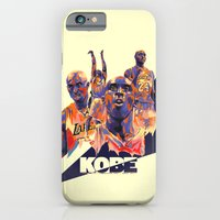 Kobe Bryant NBA Illustra… iPhone 6 Slim Case
