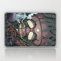The Robot and the Fairies Laptop & iPad Skin
