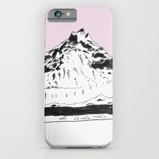 a mountain Slim Case iPhone 6s