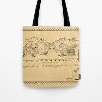 Creative Village Tote Bag