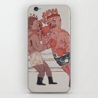 Fight Night iPhone & iPod Skin