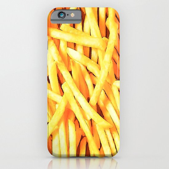 FRENCH FRIES for IPhone iPhone & iPod Case