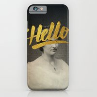 Vintage Quotes Collection -- Hello iPhone 6 Slim Case