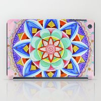 'We Are One' Mandala iPad Case