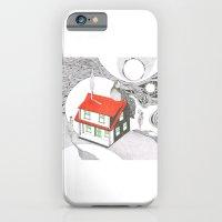 iPhone & iPod Case featuring CHRISTMAS  by Yael Steinwurzel