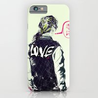 Live Fast Die Young iPhone 6 Slim Case