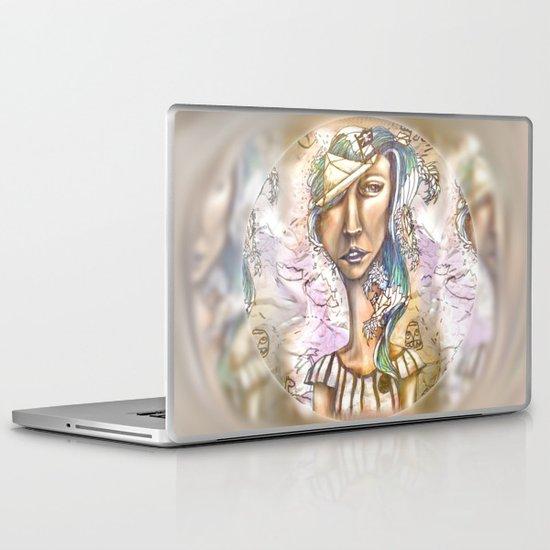 Paper Pirate Laptop & iPad Skin