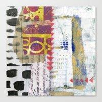 Collage 1 Canvas Print