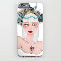 iPhone & iPod Case featuring Ber(lin) by LucreziaU's Illustration