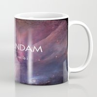 Gundam Retro Space 2 Mug