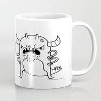 Monster Dialogues Mug