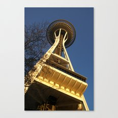 SPACE NEEDLE 002 Canvas Print