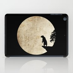 Bear Night iPad Case