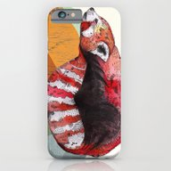 iPhone & iPod Case featuring Red Panda by Sandra Dieckmann