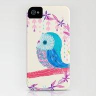 Owl  iPhone (4, 4s) Slim Case